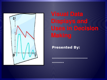 visual data displays and uses in (nevertheless the majority of the book how to lie with statistics deals with non-visual distortions of statistical data) these pages assume that your aim is simple and accurate display of statistical information mostly for yourself (as part of doing experiments), but perhaps also for your scientific peers.